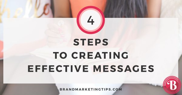 creating an effective message