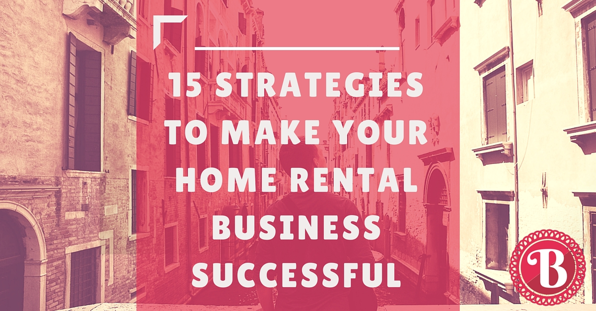 how to start a home rental business