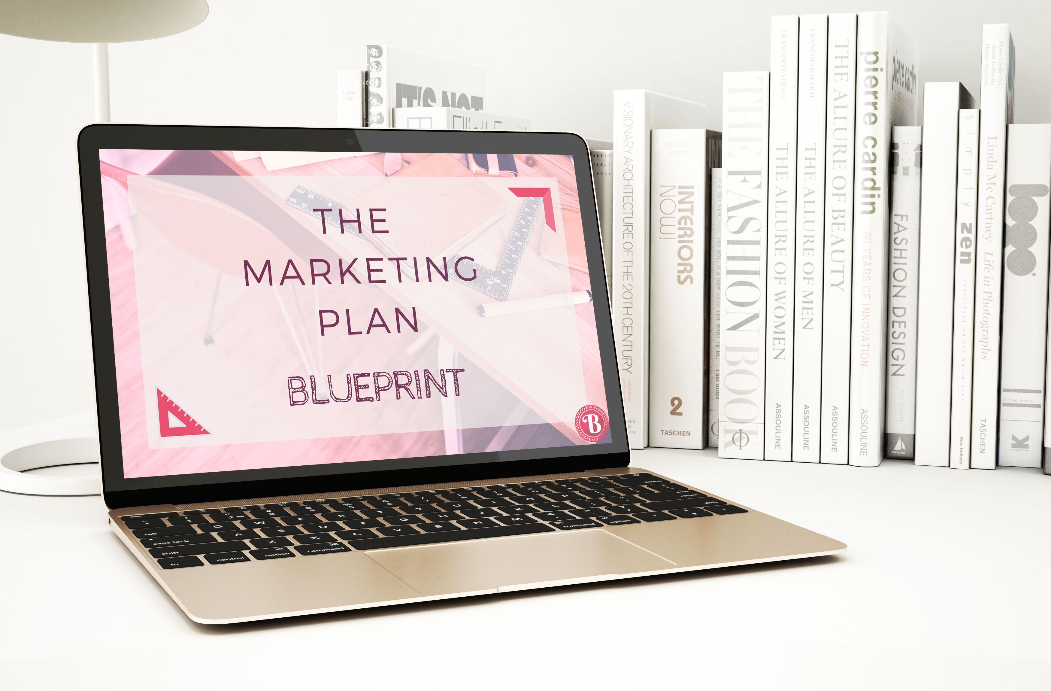 The Marketing Plan Blueprint - Writing a Marketing Plan