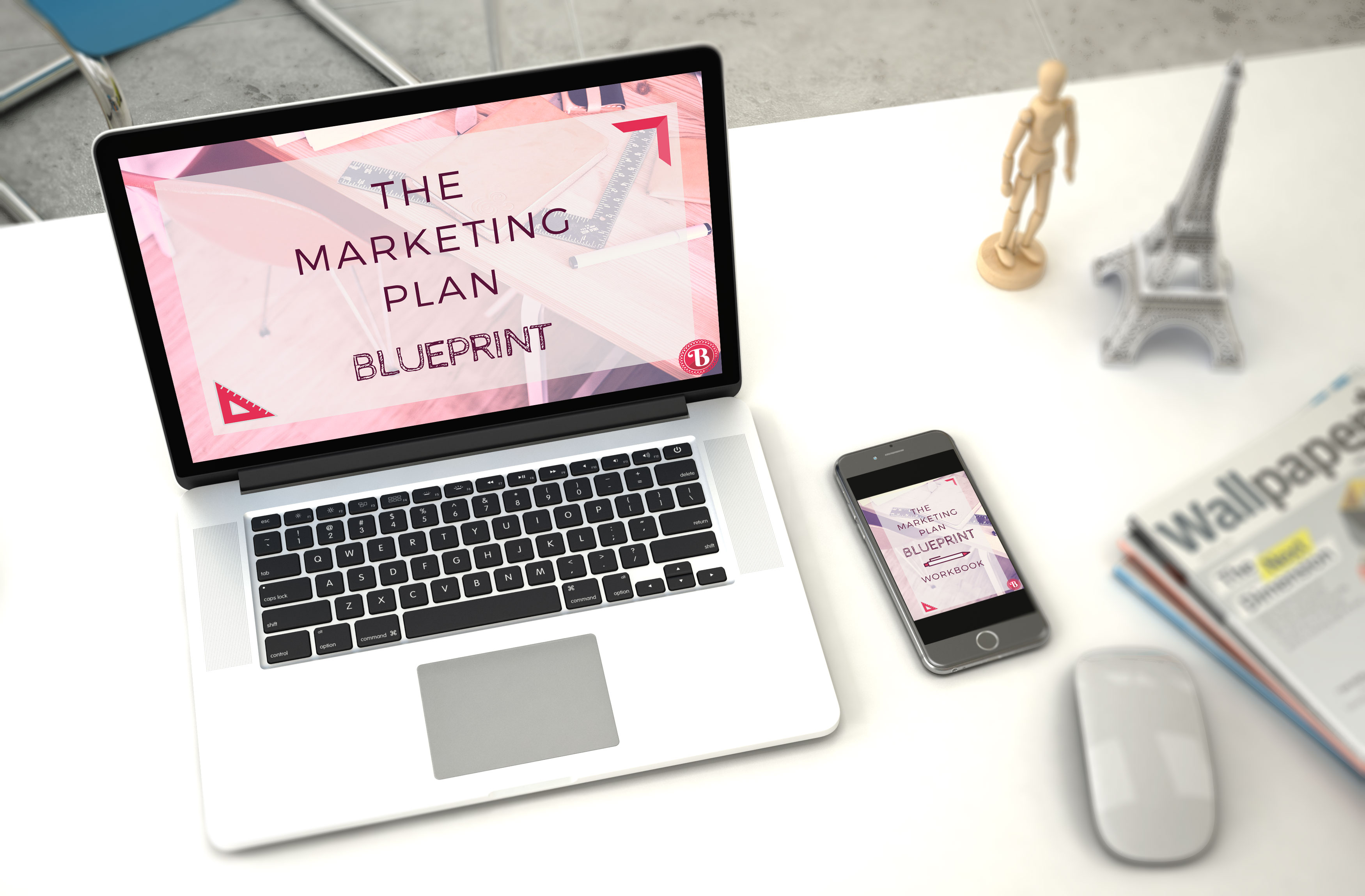 The Marketing Plan Blueprint - Get Help With Your Marketing Plan