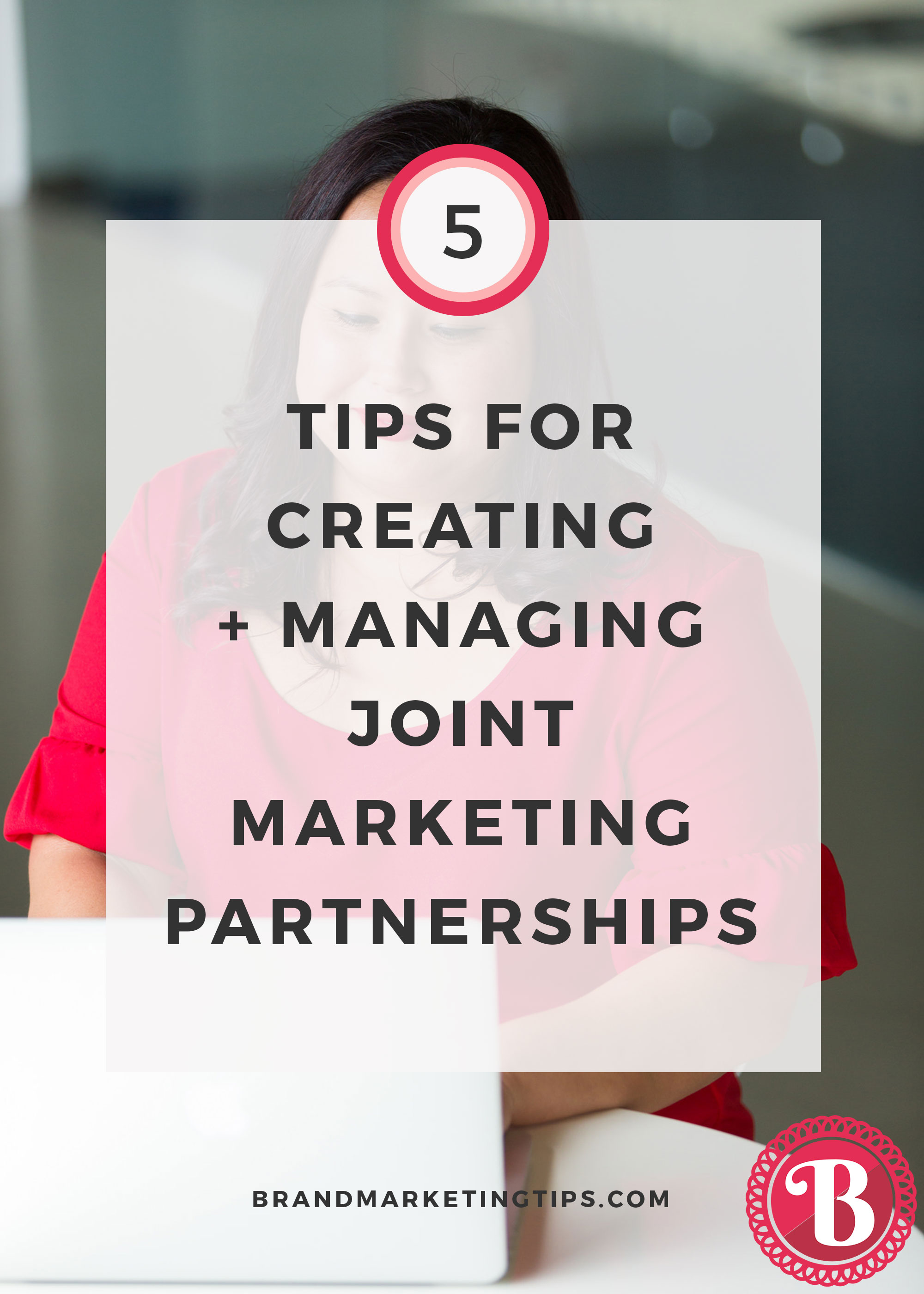 Creating Joint Marketing Partnerships